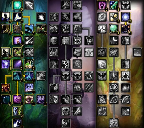 Pvp Druid Balance 3 3 5