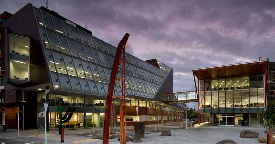Design Ideas: Waitakere Central Library And Unitect