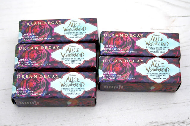 Alice Through the Looking Glass Lipsticks | Urban Decay