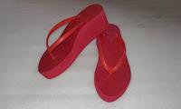 Sandal Lucu (Kelom Geulis Tasikmalaya)