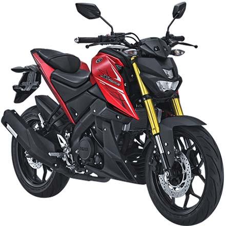Warna dan Grafis Baru Yamaha Xabre 150, Lebih Gagah dan Agresif