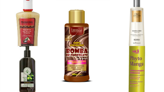 shampoos nutritivos low poo
