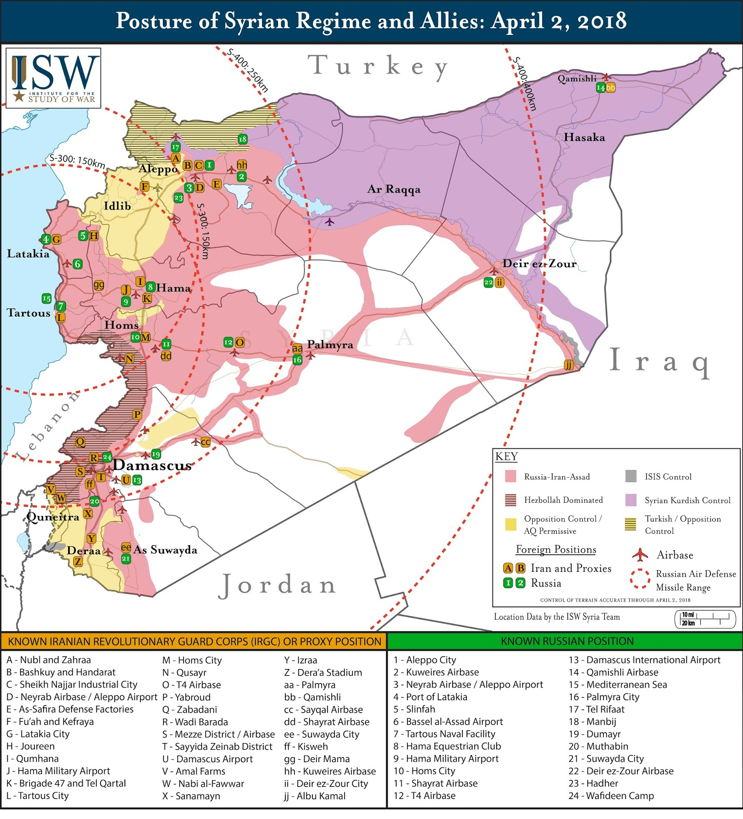 ISW Blog - Civil War Map Of Us