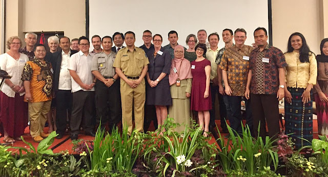 Konsulat Jendral Australia Buka Island Tourism Forum di Mataram