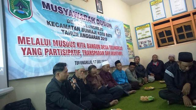 Musyawarah Dusun Gerdu Muncul Keinginan Menjadi Kampung Wisata