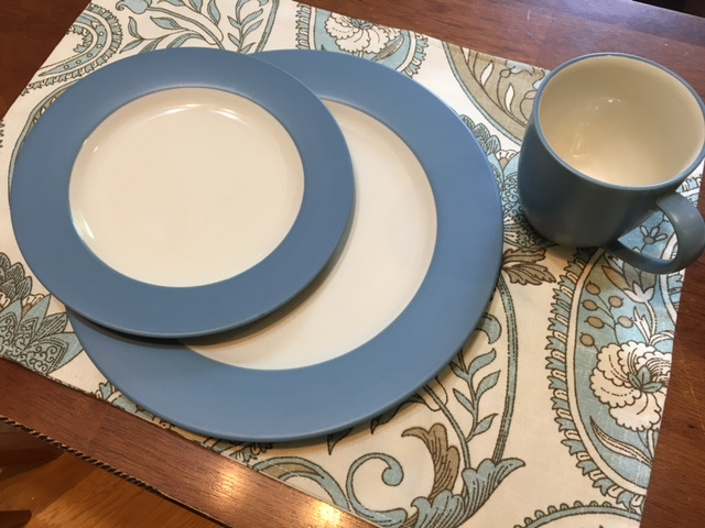 Noritake Colorwave Rim Place Settings (Color Ice) When I went to Bed Bath and Beyond to register the lady behind the counter convinced me to & noritake colorwave Archives - Nashville Wife