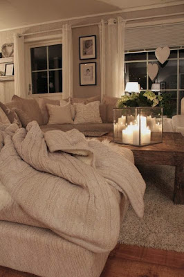 How To Decorate A Warm Winter With Your Self