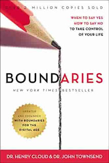 Boundaries Updated and Expanded Edition: When to Say Yes, How to Say No To Take Control of Your Life by Henry Cloud & John Townsend