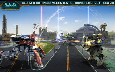 Walking War Robots APK-Walking War Robots MOD APK