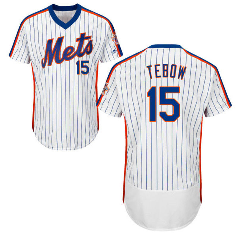 timeless design 98c05 8f478 tim tebow new york mets jersey