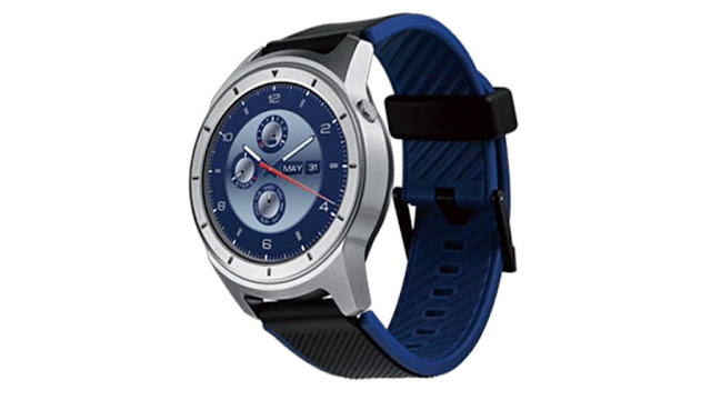 ZTE Quartz: New Smartwatch spotted