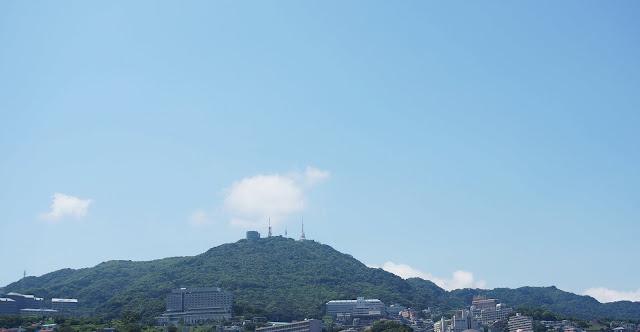 長崎稲佐山