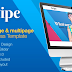 Swipe Responsive One Page Theme