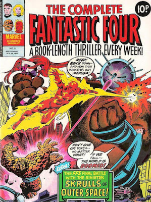 The Complete Fantastic Four #5