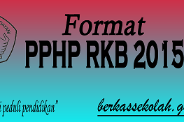 Contoh Format PPHP RKB Versi Word