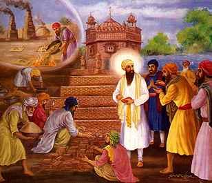 Virasat-e-Khalsa: MARTYRDOM OF GURU ARJAN DEV JI