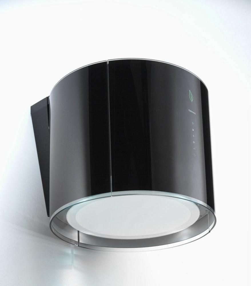 hotte de cuisine noir maison design. Black Bedroom Furniture Sets. Home Design Ideas