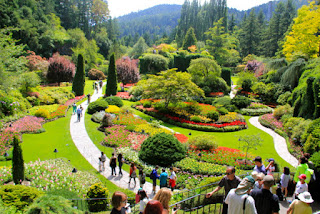 Butcharts Garden