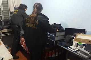 Elemento é preso em SP por abuso de 30 menores via redes sociais