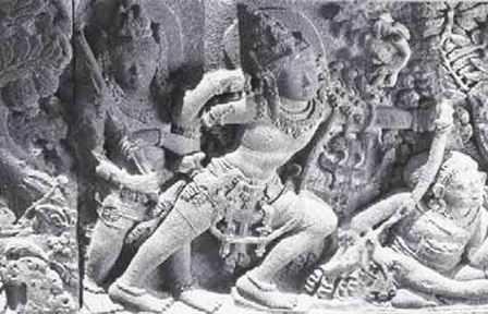 Pengaruh Kebudayaan Hindu-Buddha terhadap Seni Rupa