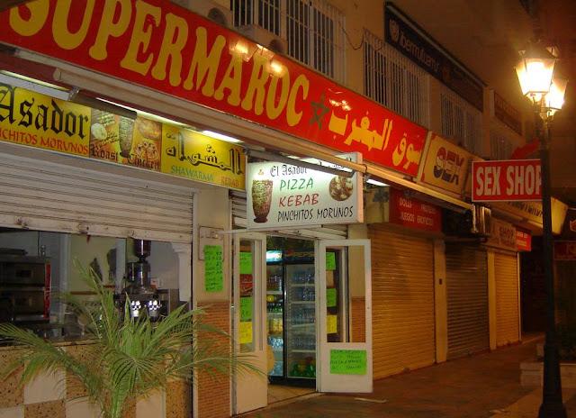 Maroko sklepy Fuengirola