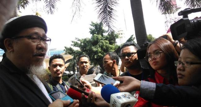 Sambangi Mabes Polri, Kakak Angkat Ahok Beri Dukungan ke Kuasa Hukum