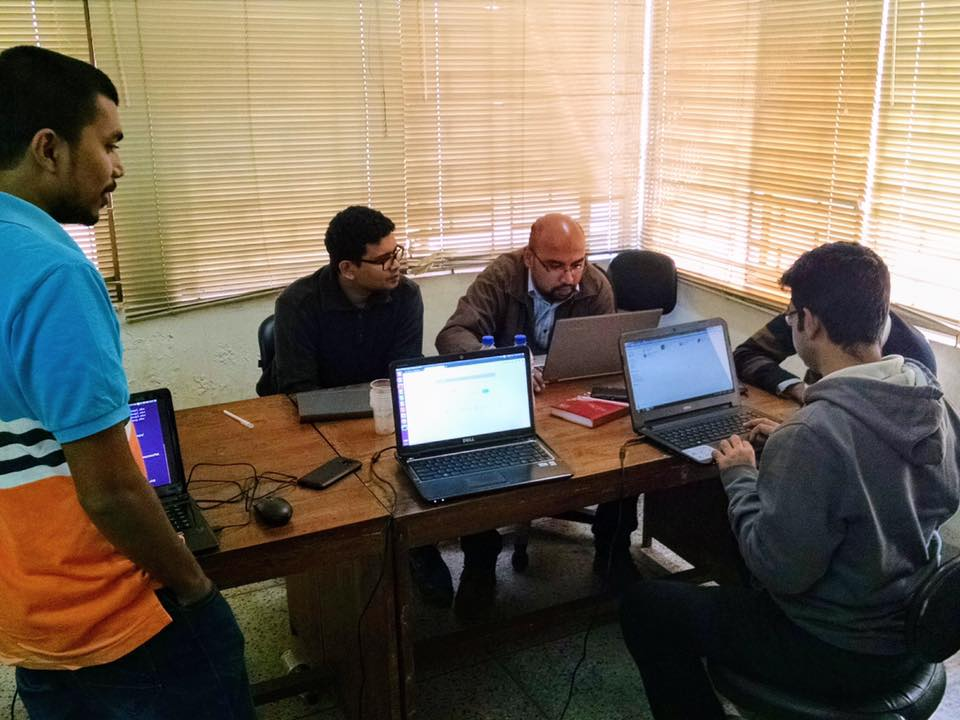 Apache Hadoop Hands-on session