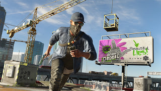 Watch Dogs 2 trailer