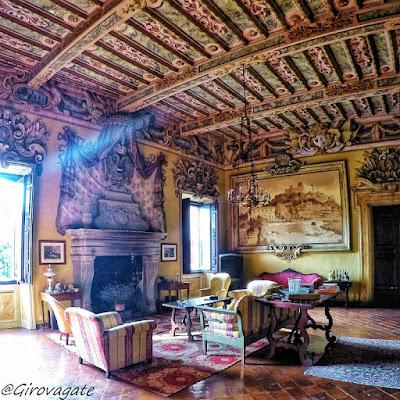 castello sorbello alta umbria