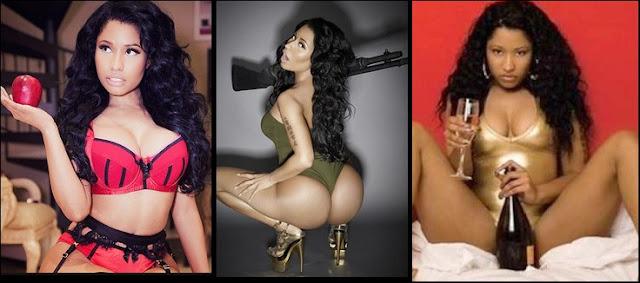 Nicki Minaj bate novo recorde