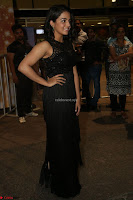 Wamiqa Gabbi in a sleeveless Black Designer Transparent Gown at 64th Jio Filmfare Awards South ~  Exclusive 149.JPG