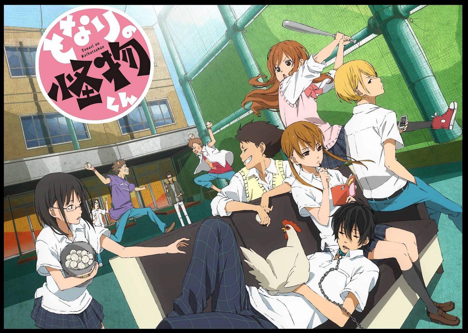 Phi Stars Tonari No Kaibutsu Kun Second Anime Review