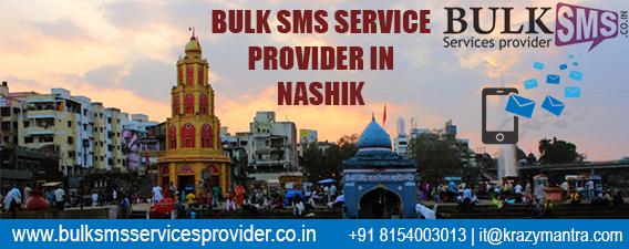 Bulk sms service provider in nashik
