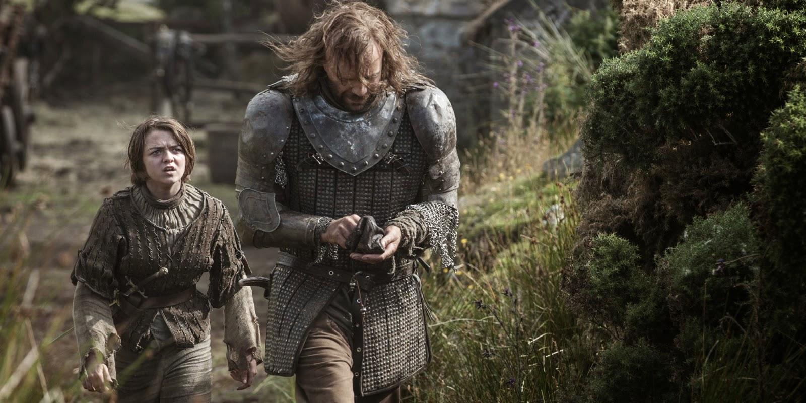 Malditas Criticas de Cine: Juego de Tronos: Cuarta Temporada