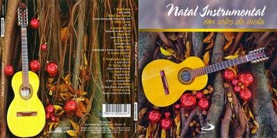 Natal Instrumental Em Solos De Viola 2015