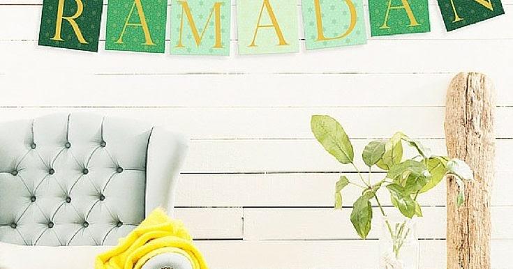 45 Inspirasi Dekorasi Ruangan di Bulan Ramadhan - Rumahku Unik