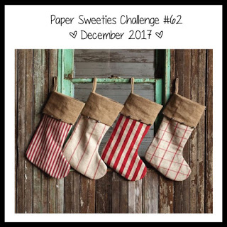 Paper Sweeties December Inspiration Challenge #62