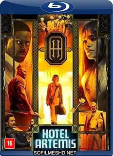 Baixar Filme Hotel Artemis Dublado Torrent