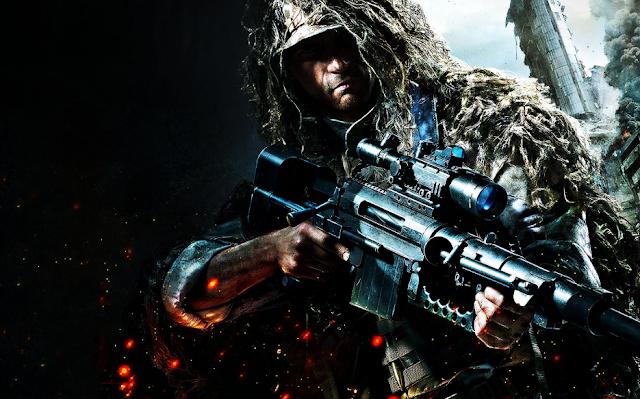 Game Sniper 3d Assassin Mod Apk Unlimited Gold Plus Gems