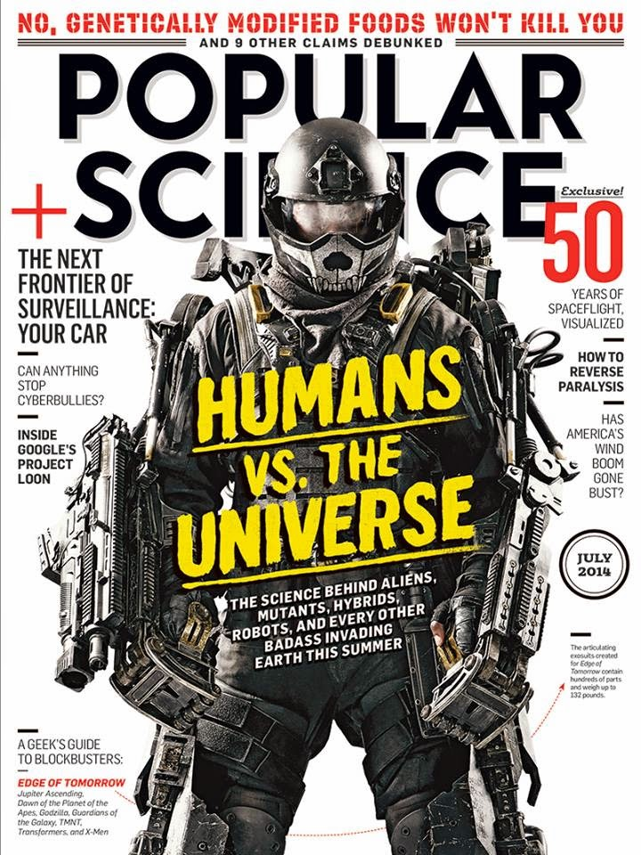 popular science edge of tomorrow