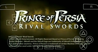 Prince Of Persia Rival Swords ISO PPSSPP