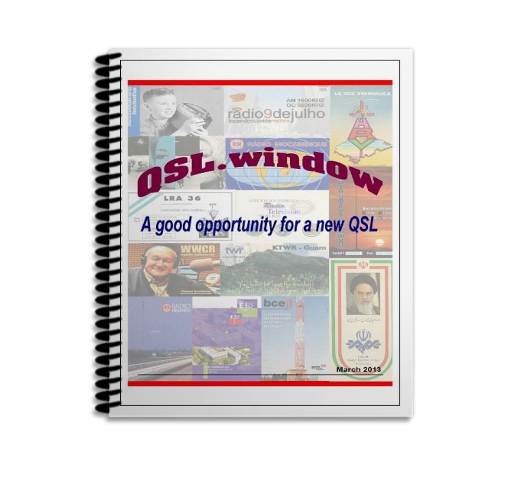 QSL.window - April 2016