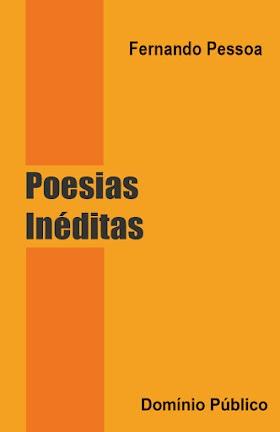 Poesias Inéditas - Fernando Pessoa
