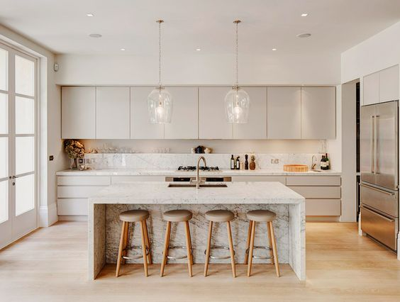 INSPIRATION | OPEN KITCHEN