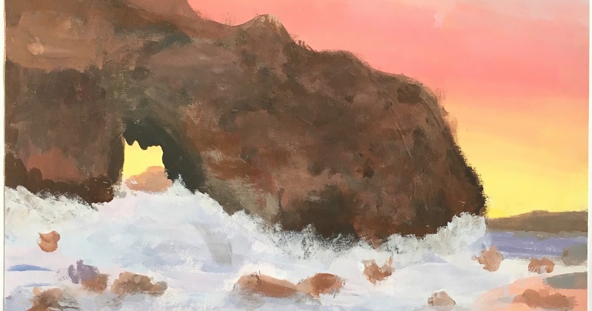 Thumbnail for Freya Lutz-Mountain's painting chosen for Youth Art Month