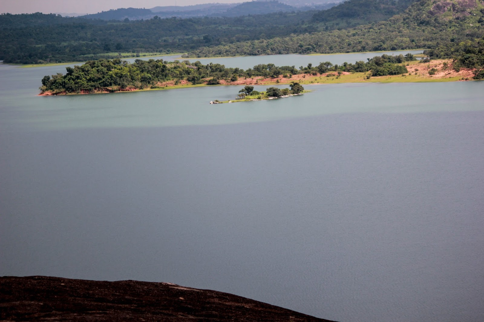 TRIPPING TO USUMA DAM - Usuma Dam Water Treatment Plant, Bwari, Abuja