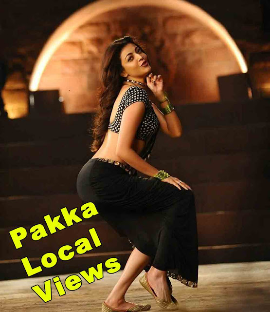 kajal's Pakka Local Song crosses Highest Million Views