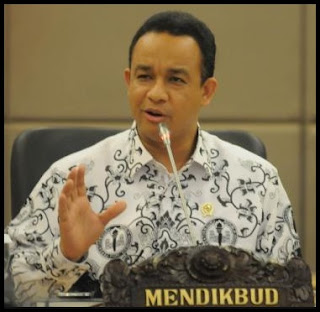 Pernyataan Mendikbud Anies Baswedan Atas Meninggalnya Profesor Jusuf Sjarif Badudu