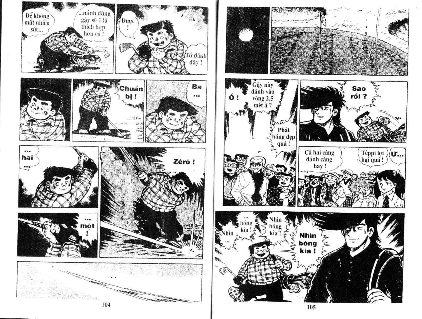 Ashita Tenki ni Naare chapter 7 trang 51
