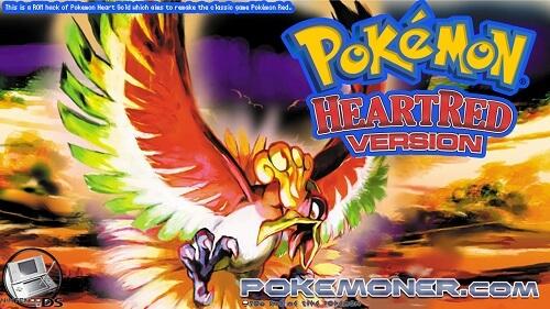 Pokémon Heart Red